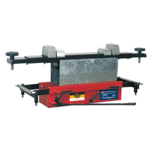 Sealey SJBEX300 - Jacking Beam Yankee 3tonne with Arm Extenders & Flat Roller Supports