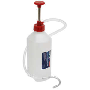 Sealey TP6804 - Multi-Purpose Mini Pump 1ltr