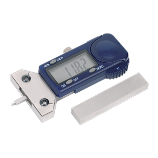 Sealey VS0563 - Digital Tyre Tread Depth Gauge - VOSA Approved