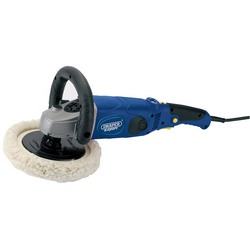Draper Expert 1500W 230V 180mm Angle Polisher