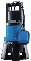 Submersible Dirty Water Pump with Float Switch (1300W)