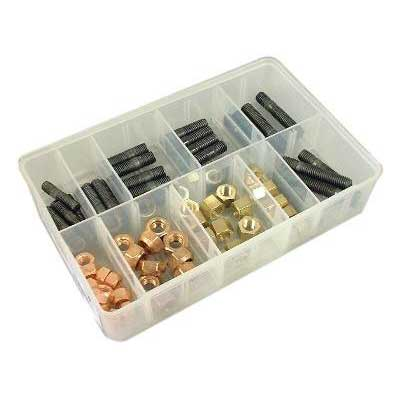 Exhaust Manifold Studs & Nuts Metric