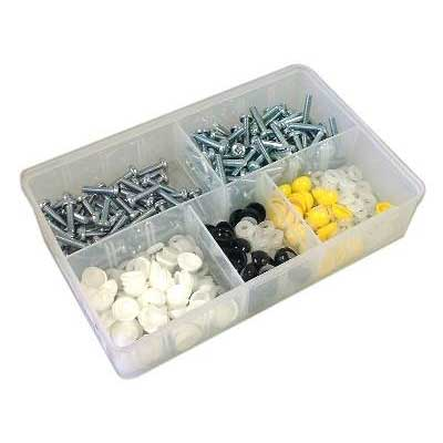Number Plate Fasteners Screws/Domes
