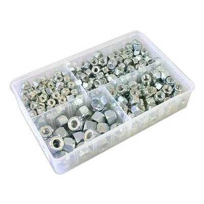 Nylon Lock Nuts UNC