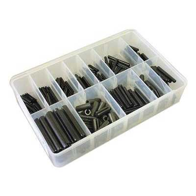 Spring Roll Pins Black Metric