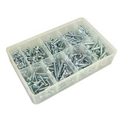 Self-Tapping Screws Pan Pozi Large