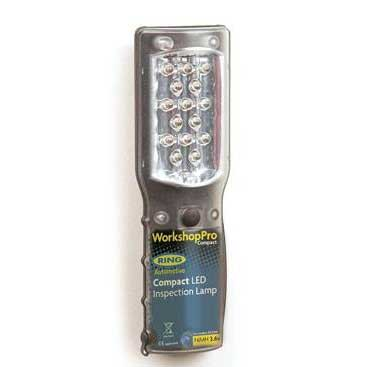Rechargeable Compact LED inspection lamp