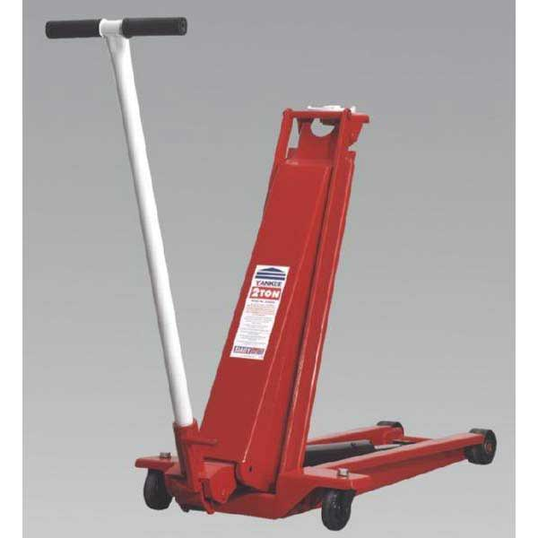 Sealey 2200HL - Trolley Jack Yankee 2tonne High Lift Low Entry