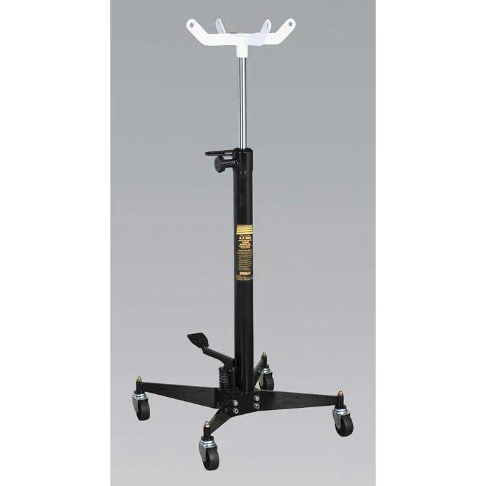 Sealey 300TRQ - Transmission Jack Premier 0.3tonne Vertical Super Rocket Lift