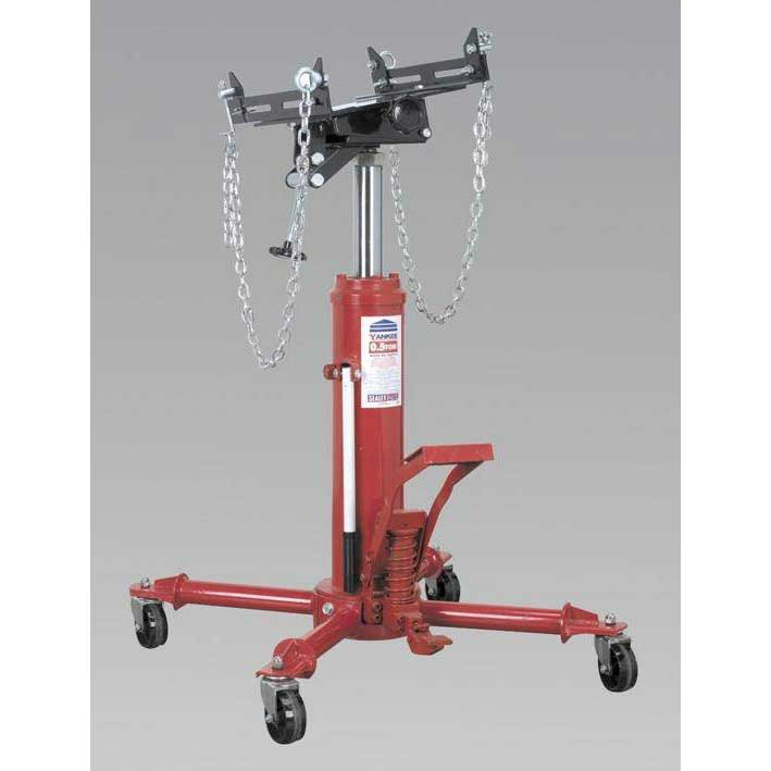 Sealey 500TTJ - Transmission Jack Yankee 0.5tonne Vertical Telescopic