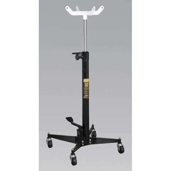 Sealey 600TRQ - Transmission Jack Premier 0.6tonne Vertical Super Rocket Lift