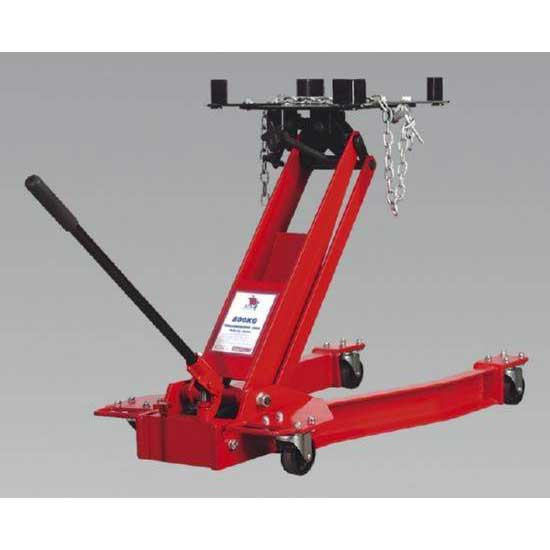 Sealey 800CEW - Transmission Jack Yankee 0.8tonne Floor