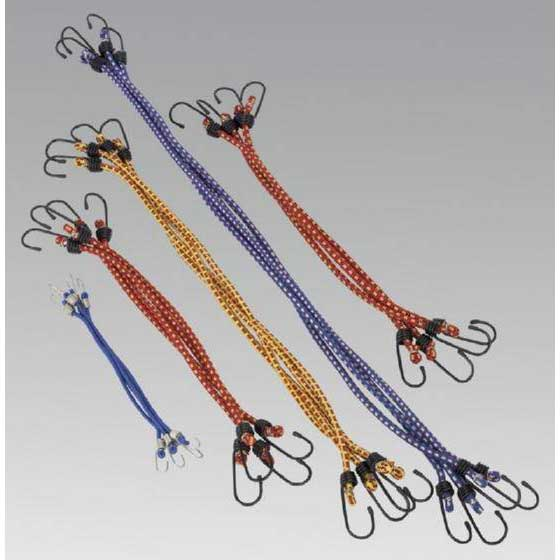 Sealey BCS20 - Elastic Cord Set 20pc