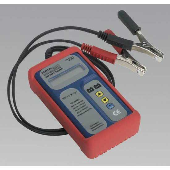 Sealey BT2001 - Digital Battery Tester 6-12V