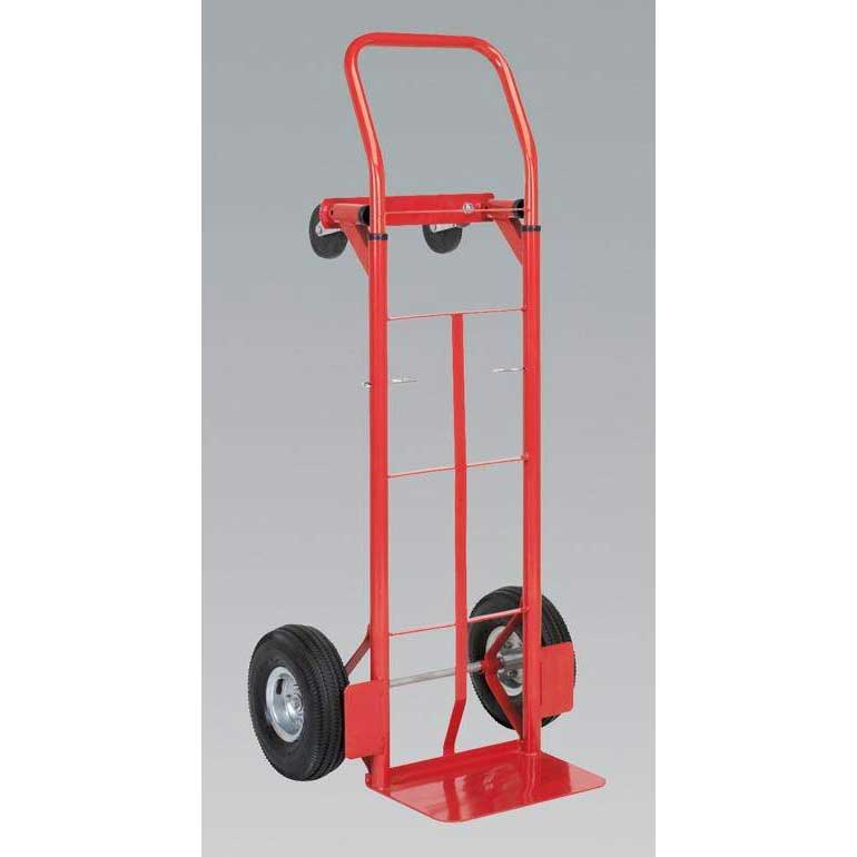 Sealey CST978 - Sack Truck 2-in-1 250kg Capacity