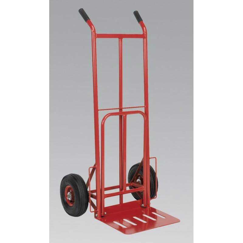 Sealey CST990 - Sack Truck with Foldable Toe 250kg Capacity