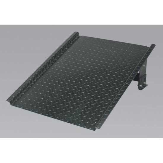 Sealey DRP15 - Adjustable Height Ramp for Barrel Bunds & Kerbs