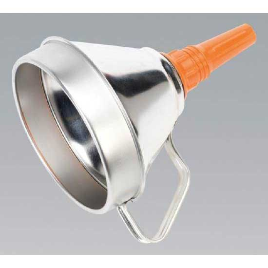 Sealey FM16 - Funnel Metal with Filter 160mm