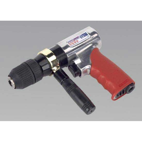 Sealey GSA27 - Generation Series 13mm Reversible Air Drill with Keyless Chuck