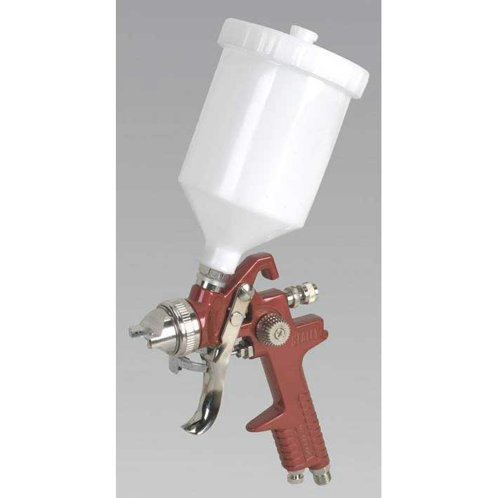 Sealey HVLP742 - HVLP Gravity Feed Spray Gun 2.0mm Set-Up