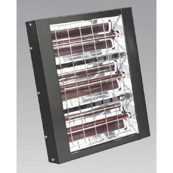 Sealey IWMH4500 - Infrared Quartz Heater - Wall Mounting 4500W/230V