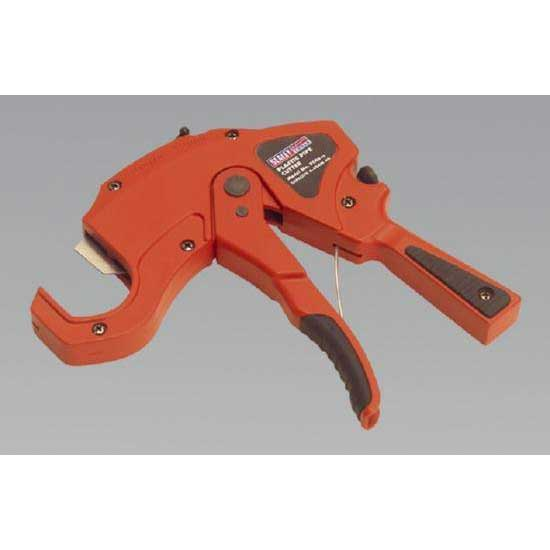 Sealey PC40 - Plastic Pipe Cutter O6-42mm Capacity OD