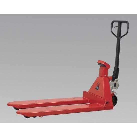 Sealey PT1150SC - Pallet Truck 2000kg 1150 x 570mm with Scales