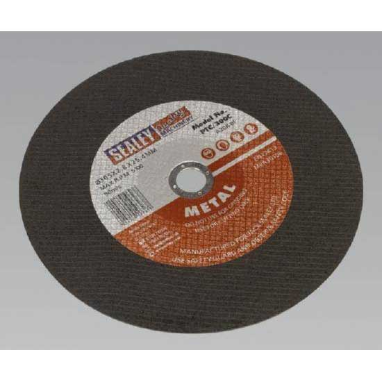 Sealey PTC/300C - Cutting Disc O300 x 2.8mm 25.4mm Bore