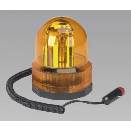 Sealey RB75412 - Rotating Amber Beacon 12V Magnetic Base