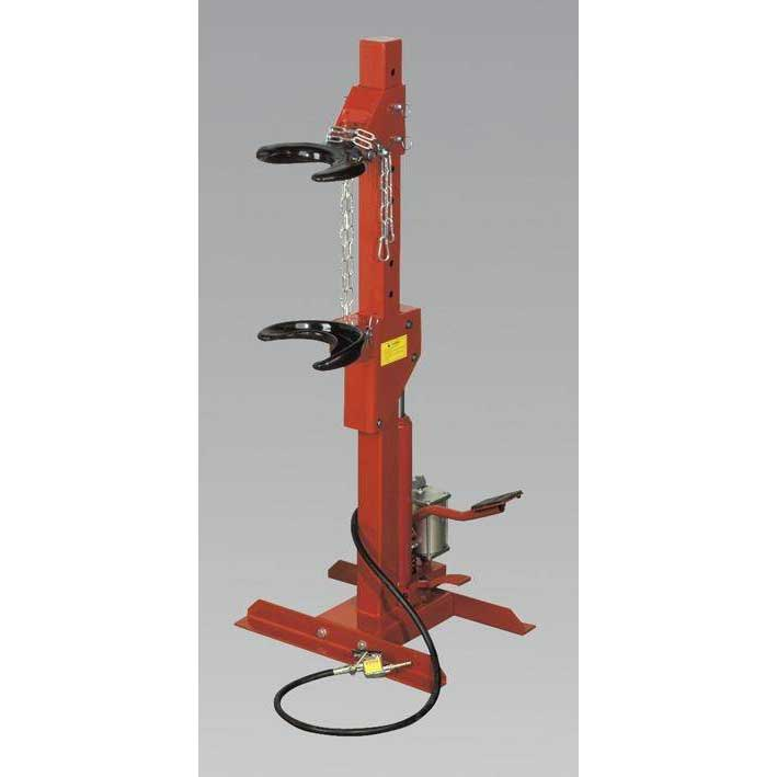 Sealey RE232 - Coil Spring Compressing Station Air/Hydraulic