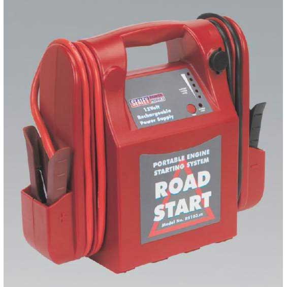 Sealey RS103 - RoadStart Emergency Power Pack 12V 3200 Peak Amps