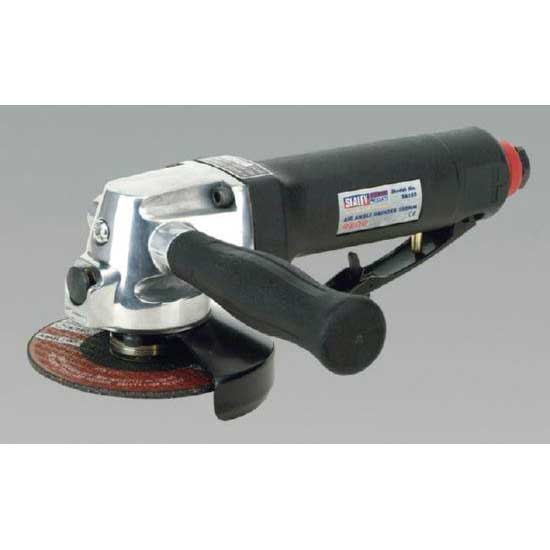 Sealey SA152 - Air Angle Grinder 100mm Composite Housing