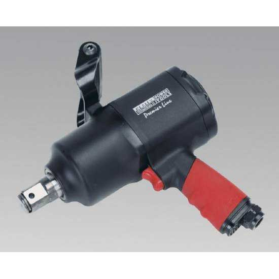 "Sealey SA6005 - Air Impact Wrench 1""Sq Drive Twin Hammer Composite"
