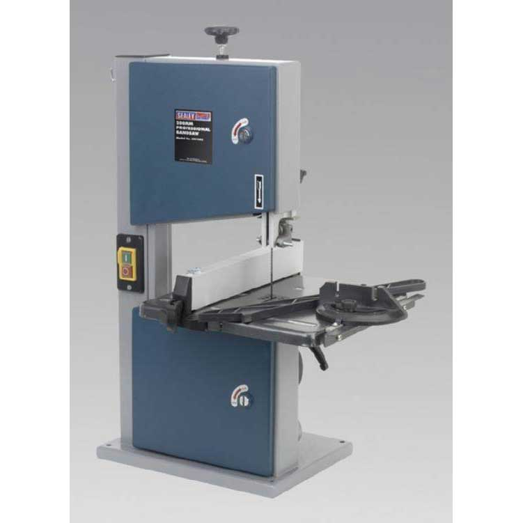 Sealey SM1303 - Professional Bandsaw 200mm
