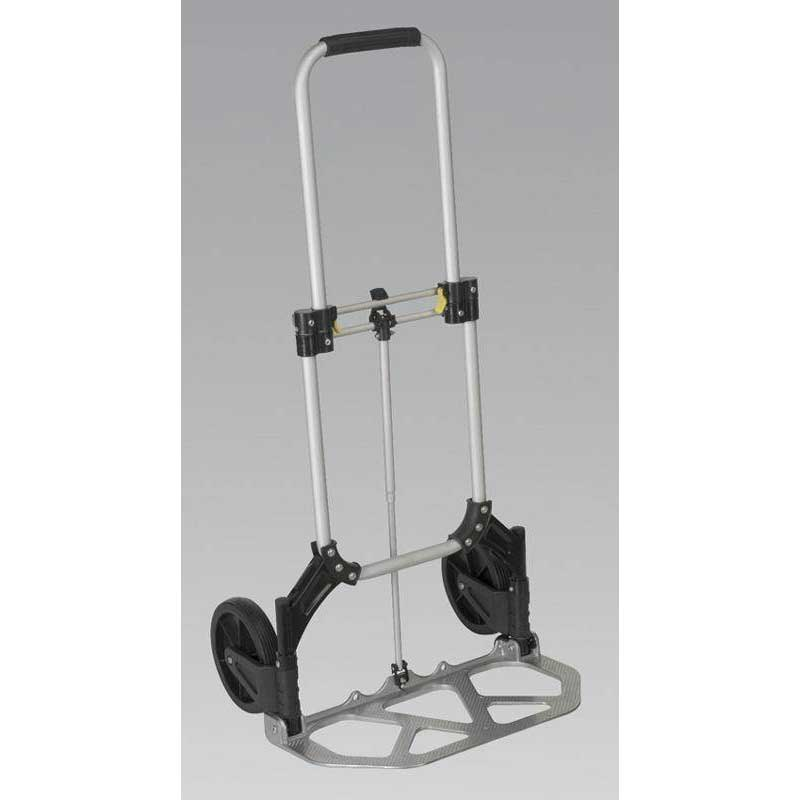 Sealey ST33 - Sack Truck Folding Aluminium 80kg Capacity