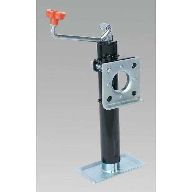 Sealey TB373 - Trailer Jack with Weld-On Swivel Mount 250mm Travel - 900kg Capacity