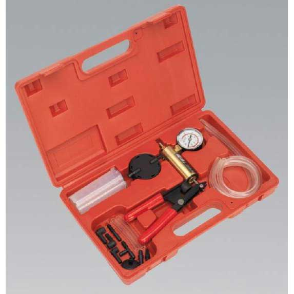 Sealey VS402 - Vacuum Tester & Brake Bleeding Kit
