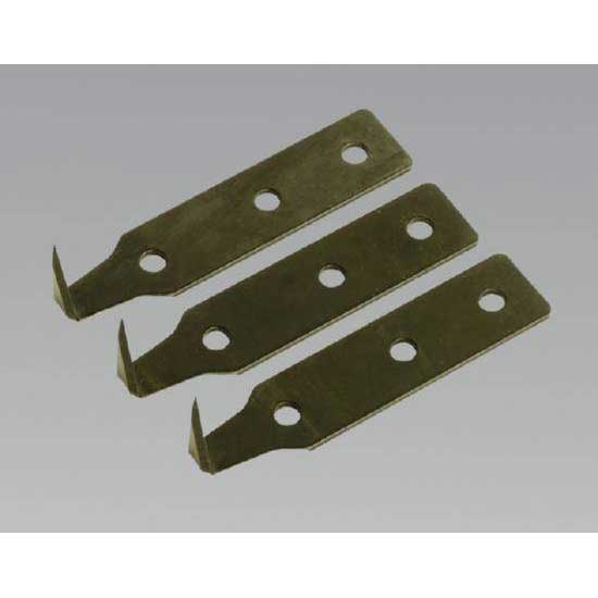 Sealey WK02001 - Windscreen Removal Tool Blade 18mm Pack of 3