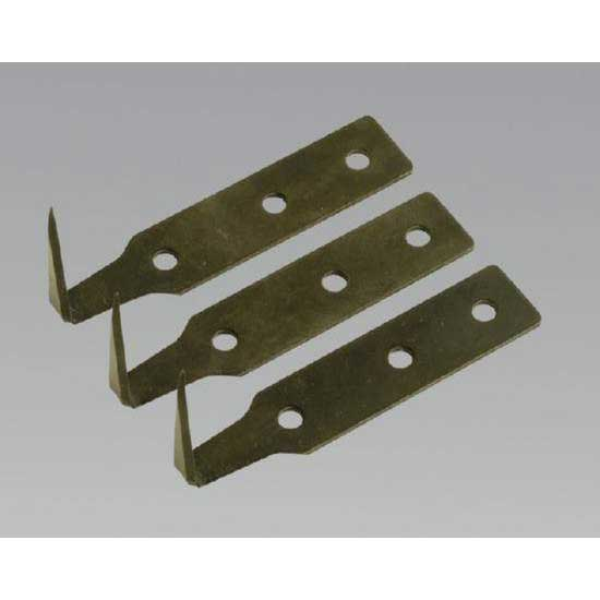 Sealey WK02003 - Windscreen Removal Tool Blade 38mm Pack of 3