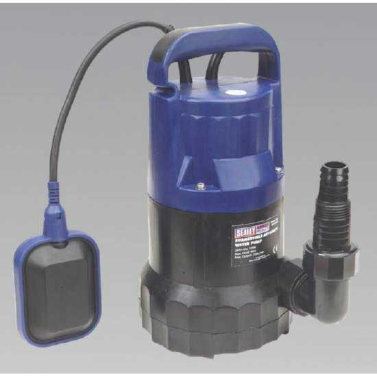 Sealey WPC235A - Submersible Water Pump Automatic 235ltr/min 230V