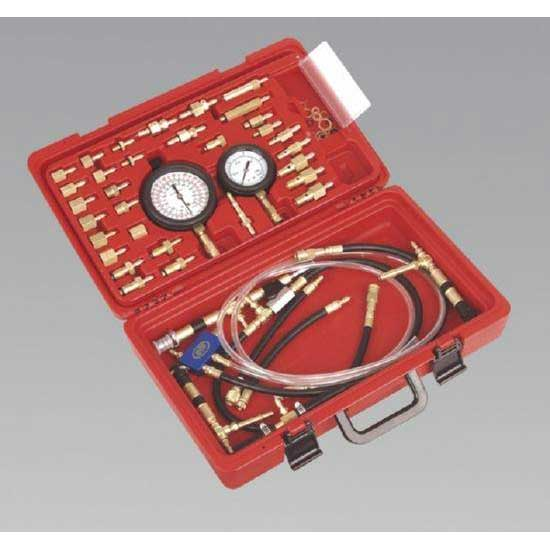 Sealey VSE210 - Fuel Injection Pressure Test Kit