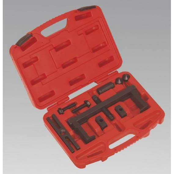 Sealey PS997 - Crankshaft Pulley Removal Tool Set 14pc