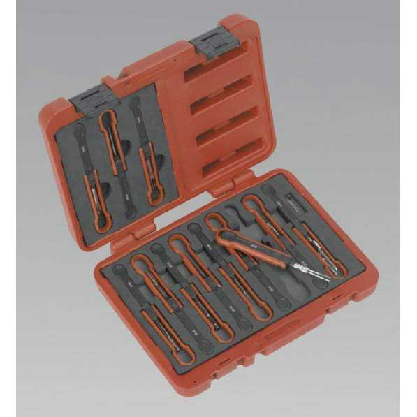 Sealey VS9201 - Universal Cable Ejection Tool Set 15pc