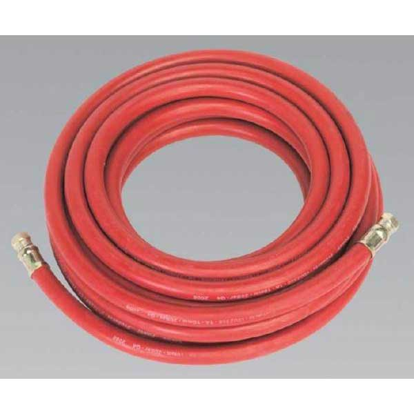 Air Hose 10mtr x Dia 10mm with 1/4''BSP Unions
