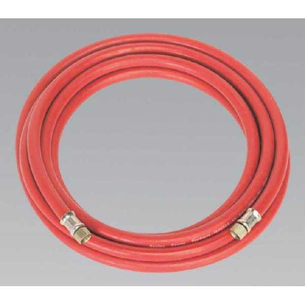 Air Hose 5mtr x Dia 8mm with 1/4''BSP Unions