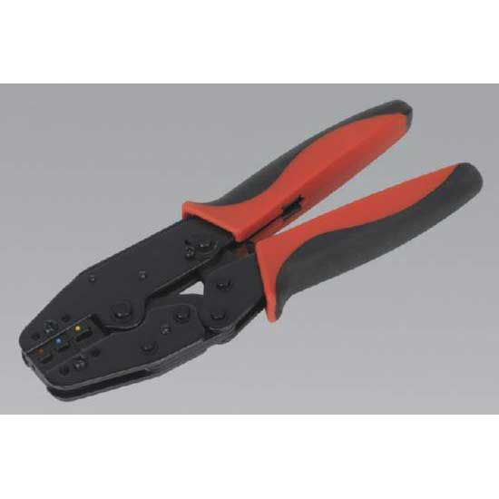 Sealey AK3864 - Ratchet Crimping Tool Insulated Terminals