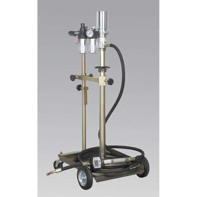 Sealey AK4563D - Gear Oil Dispensing System Air Operated