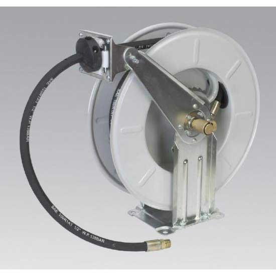 Sealey AK4567D - Oil Hose Reel Retractable 10mtr