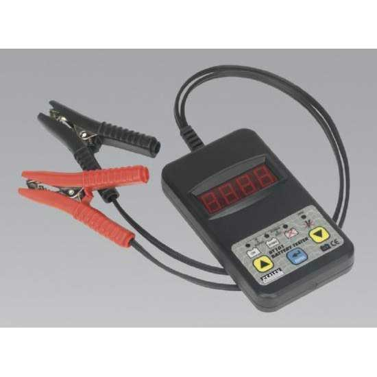 Sealey BT101 - Digital Battery Tester 12V