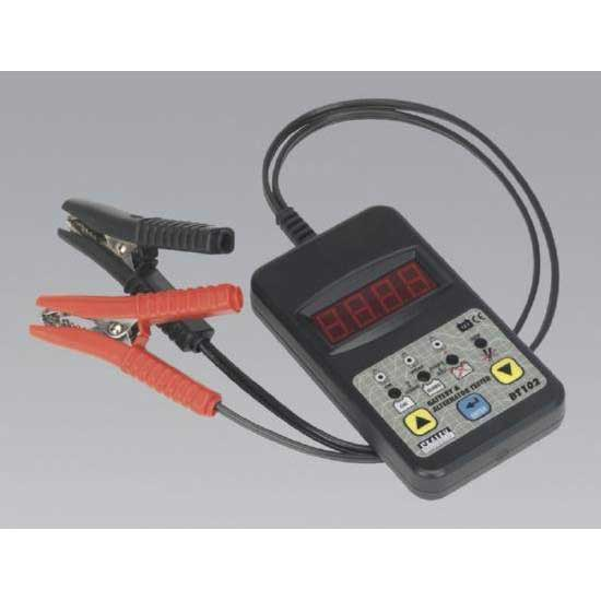 Sealey BT102 - Digital Battery & Alternator Tester 12V